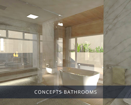 conceptsBATHROOMS