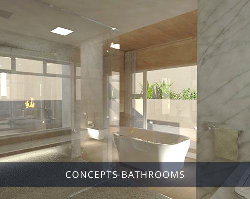conceptsBATHROOMS