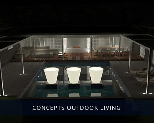 Conceptskylerouxinteriordesign kylerouxinteriors for Outdoor living concepts